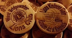 Lions Club Coins