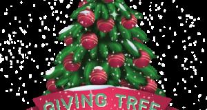 HUGS giving tree