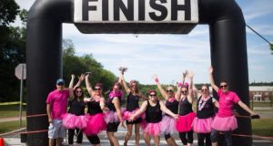 3rd Annual Tutu Run and SparkleFest: A Big Thank You, from the Sydney Craven Memorial Fund