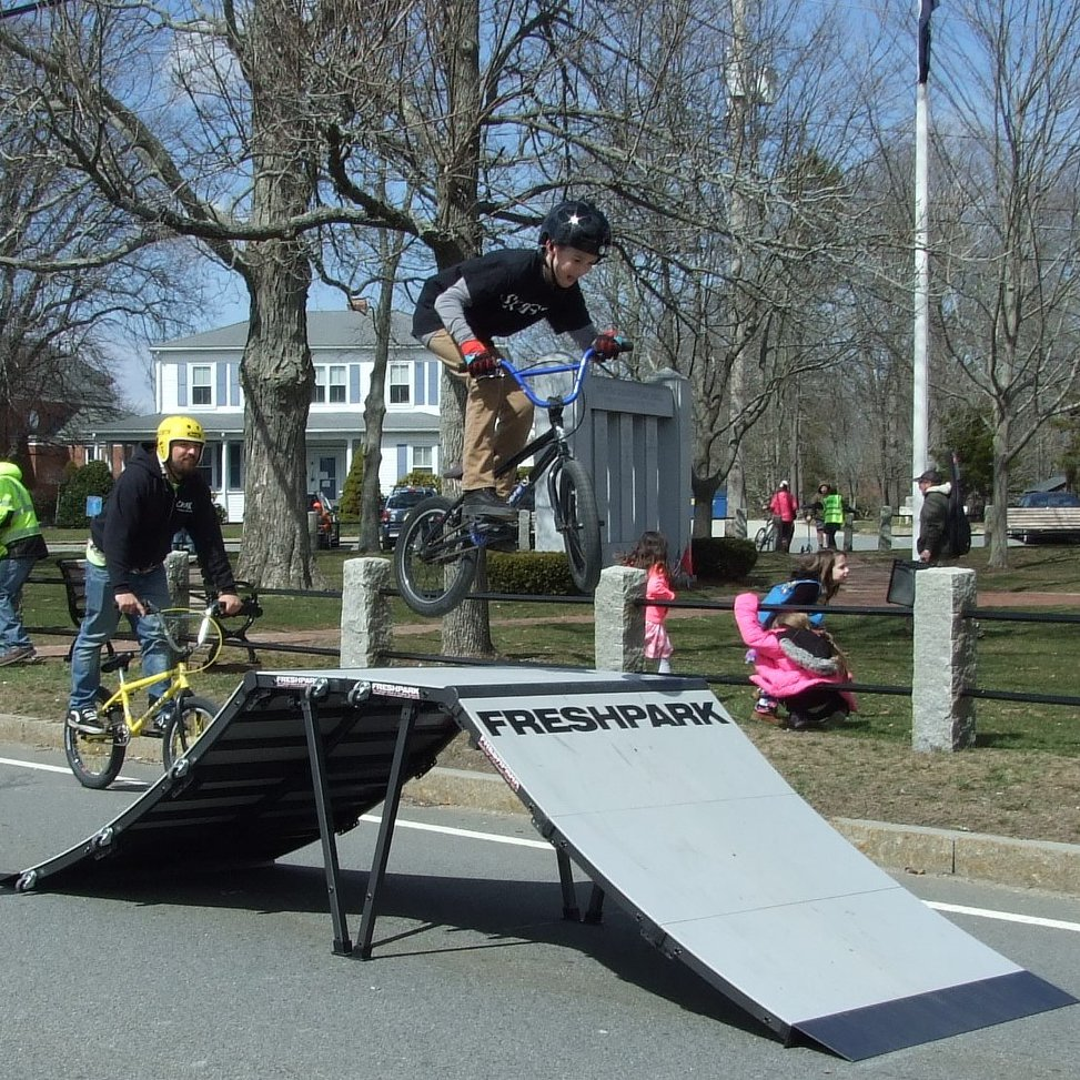 East Bridgewater Gets a Home BASE for Skating