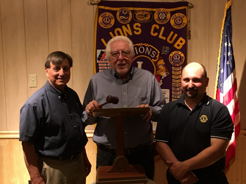 """We Serve"" ~Lions Club International Motto"