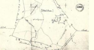 Halifax Geography