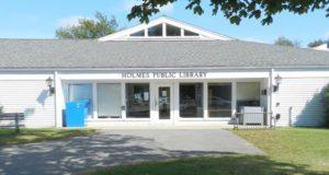 Holmes Public Library, Halifax