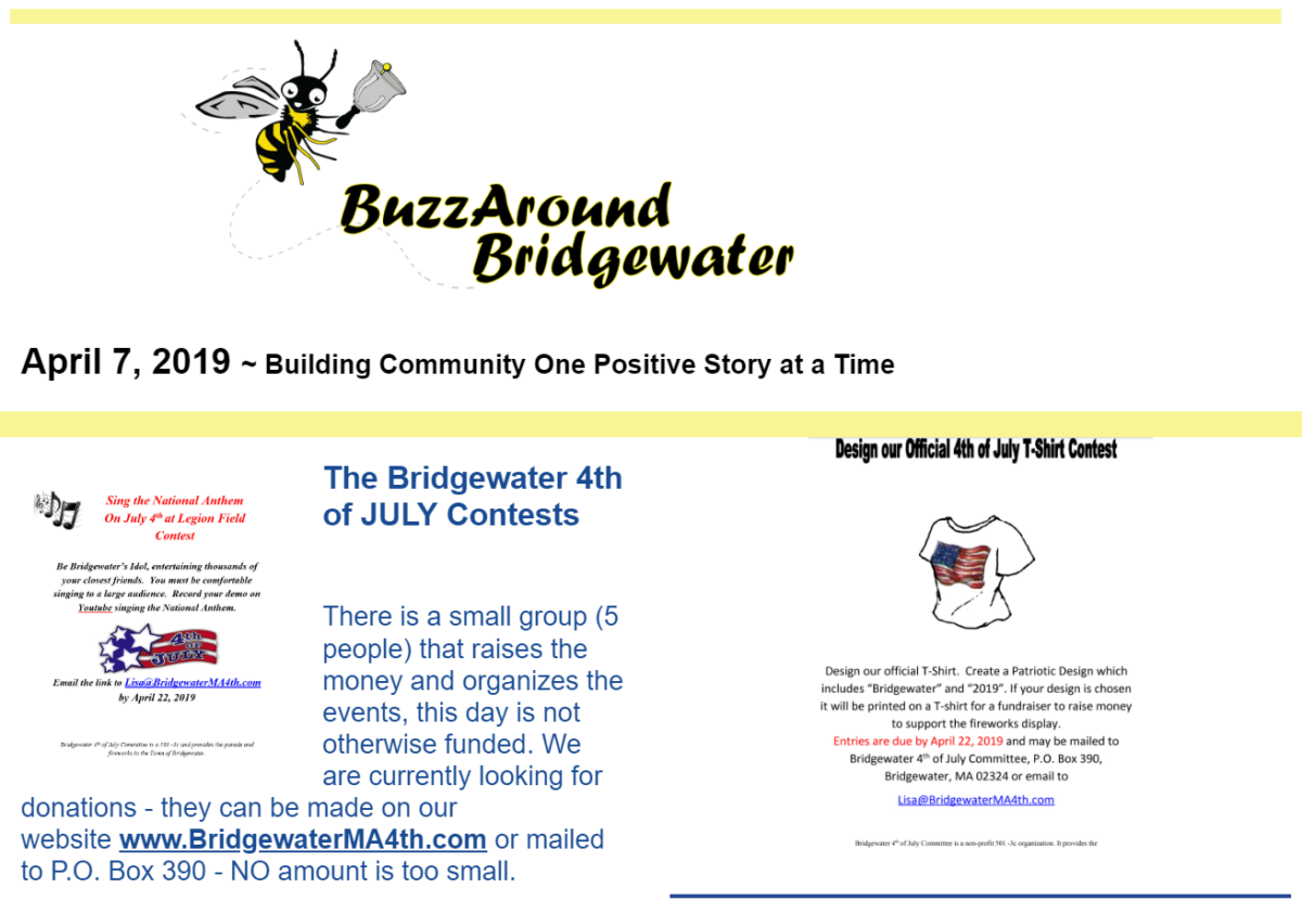 Bridgewater 4/14/19