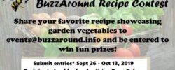 Garden Recipe Contest '19